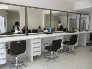 Espelhos Salão de Beleza