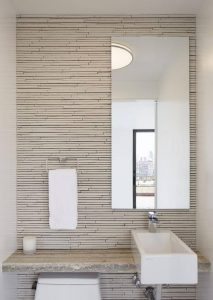Espelho Quadradado Banheiro